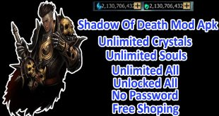 Shadow Of Death Mod Menu Apk Hack Unlimited Money, Souls, Crystals, Everything in 2021
