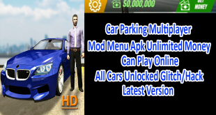 car parking multiplayer mod apk unlimited money